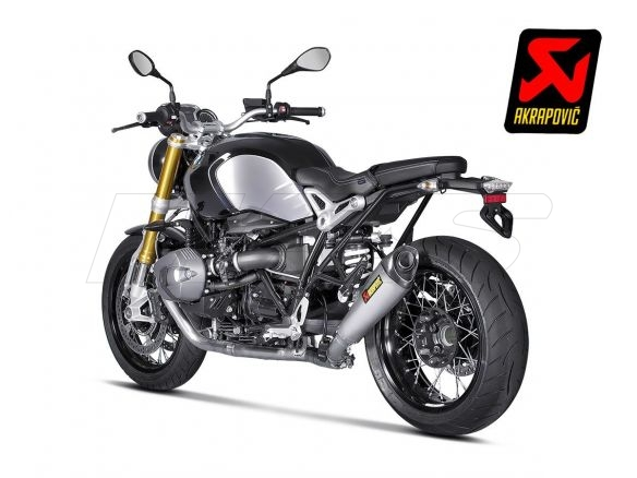 COLLETTORE TITANIO AKRAPOVIC BMW R NINE T 2014-2016