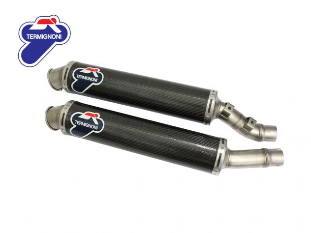 TERMIGNONI APPROVED PAIR EXHAUST...