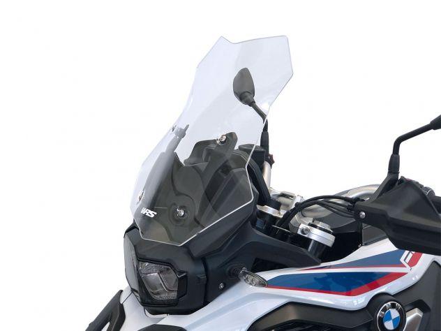 Parabrisas Caponord WRS F 850 GS 2018-2019 transparente