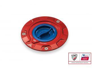 FUEL TANK CAP PRAMAC CNC RACING DUCATI PANIGALE V4 S 2018-19