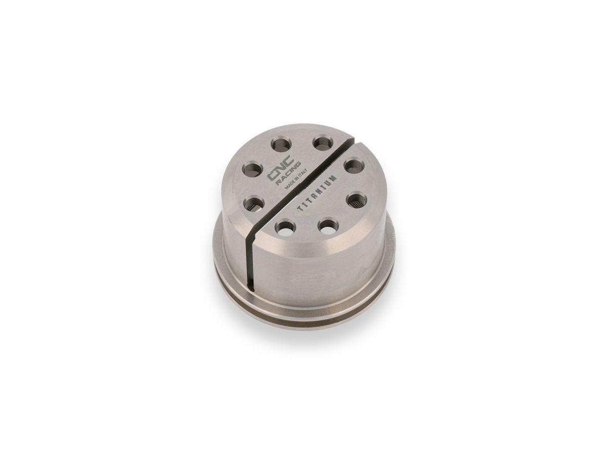RING NUT SBK SERIES TITANIUM CNC RACING DUCATI 959 PANIGALE 2016-19