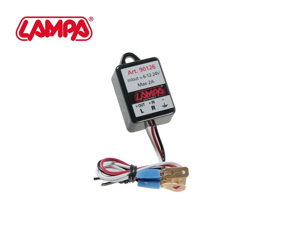 CONTROL UNIT LAMPA FOR LED INDICATORS