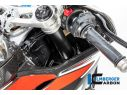 AIR TUBECOVER RIGHT GLOSS CARBON ILMBERGER DUCATI PANIGALE V4 2018-2019