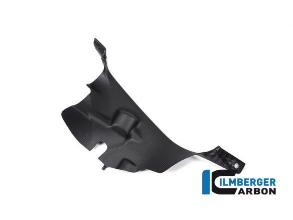 AIR TUBECOVER RIGHT MATT CARBON ILMBERGER DUCATI PANIGALE V4 2018-2019