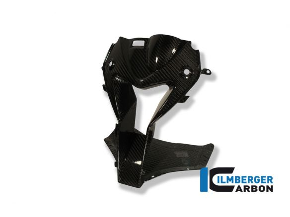 AIR INTAKE FRONT FAIRING CENTRE PIECE CARBON ILMBERGER BMW HP4 2012-2018