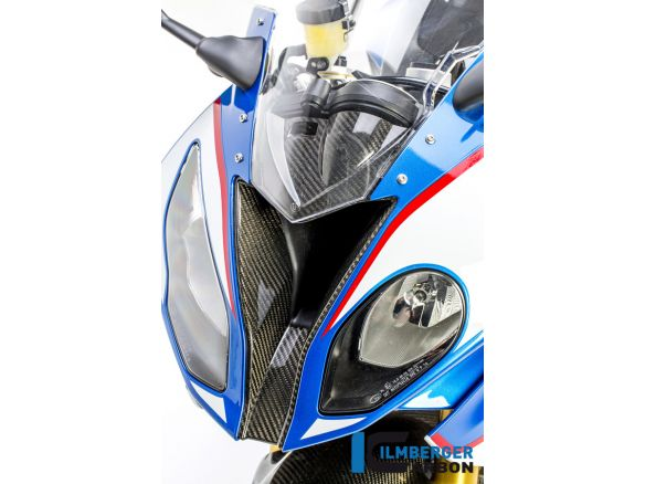 AIR INTAKE FRONT FAIRING CENTRE PIECE CARBON ILMBERGER BMW S 1000 RR 2015-2016 STRADA