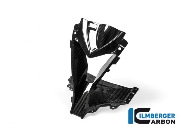 AIR INTAKE FRONT FAIRING CENTRE PIECE CARBON ILMBERGER BMW S 1000 RR 2017-2019 STRADA