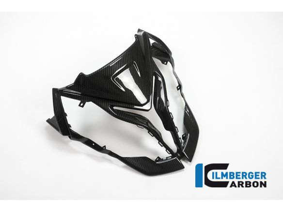 AIR INTAKE FRONT FAIRING CENTRE PIECE CARBON ILMBERGER BMW S 1000 XR 2015-2019