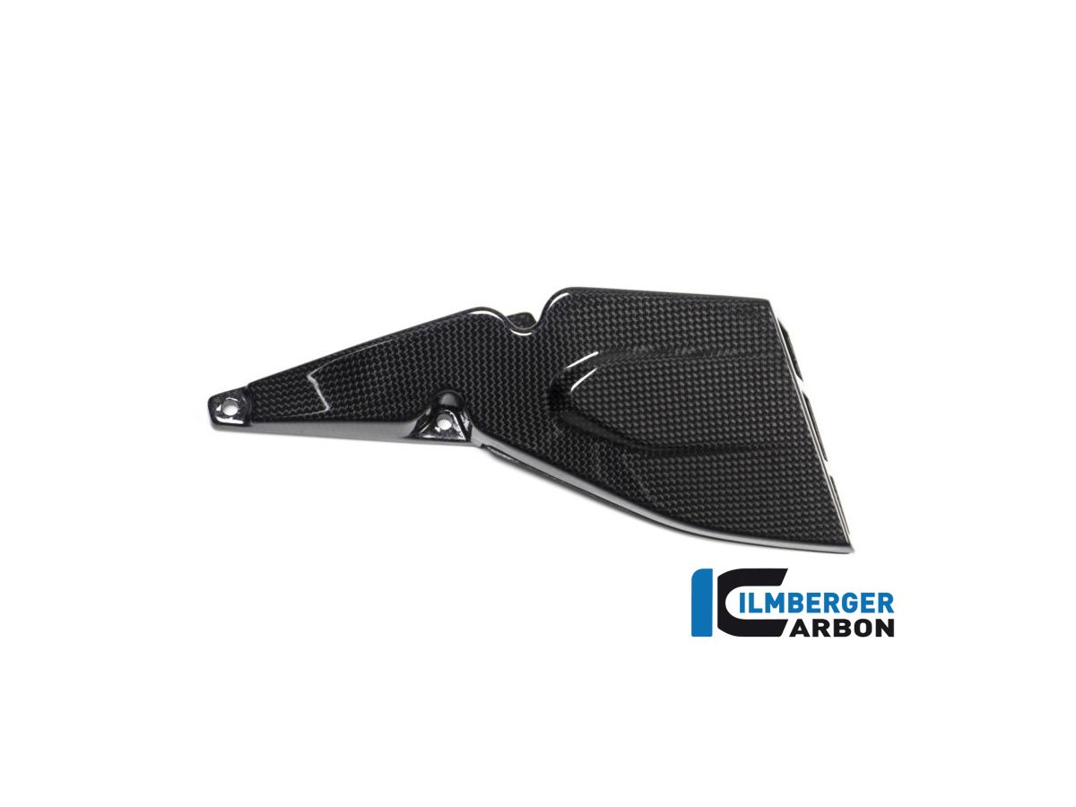AIR INTAKE ON BELT COVER GLOSSY CARBON ILMBERGER DUCATI XDIAVEL / S 2018-2019
