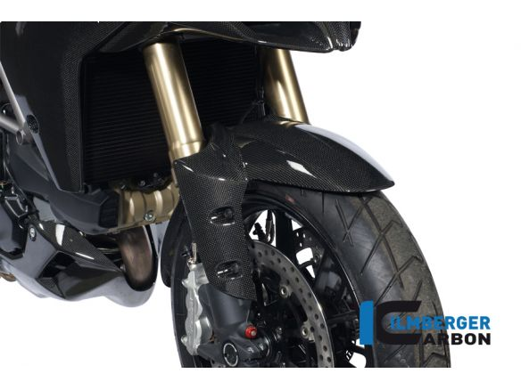 FRONT MUDGUARD CARBON ILMBERGER DUCATI MULTISTRADA 1200 2010-2012