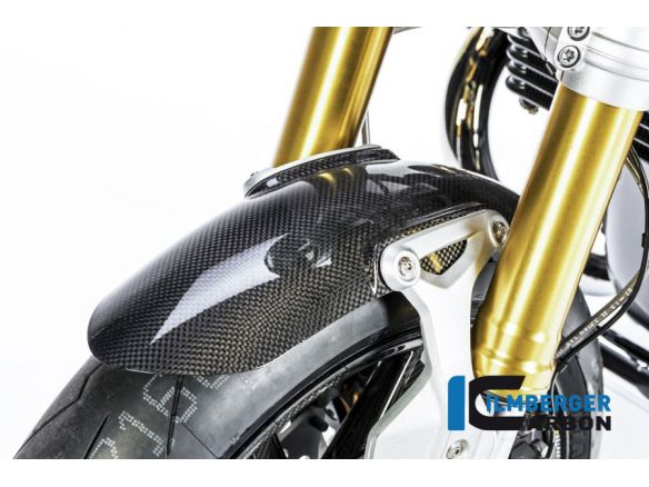 FRONT MUDGUARD ORIGINAL DESIGN CARBON ILMBERGER BMW R NINE T 2014-2016