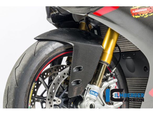 FRONT FENDER GLOSS CARBON ILMBERGER DUCATI PANIGALE 1299 2015-2018
