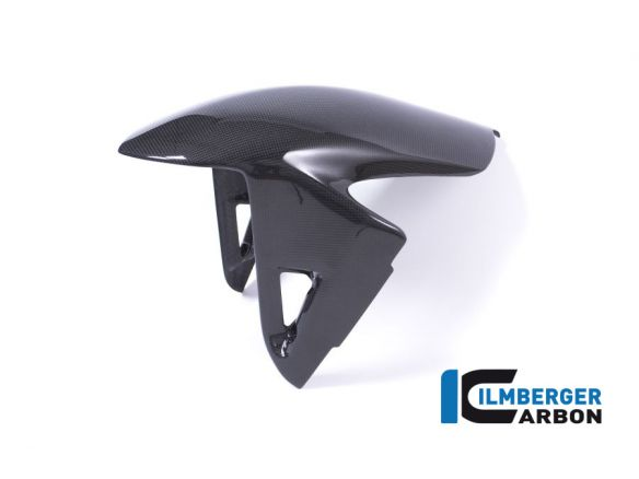 FRONT MUDGUARD GLOSS CARBON ILMBERGER DUCATI PANIGALE V4 2018-2019