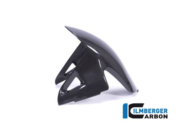 FRONT MUDGUARD GLOSS CARBON ILMBERGER DUCATI PANIGALE V4 S 2018-2019