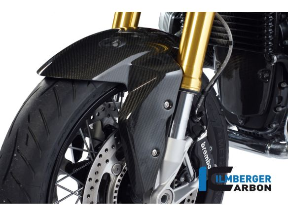 FRONT MUDGUARD RR DESIGN CARBON ILMBERGER BMW R NINE T 2017-2018