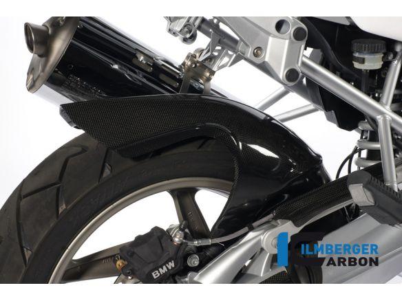 PARAFANGO POSTERIORE  CARBONIO ILMBERGER BMW R 1200 GS 2010-2012 VALIGIE ORIGINALI