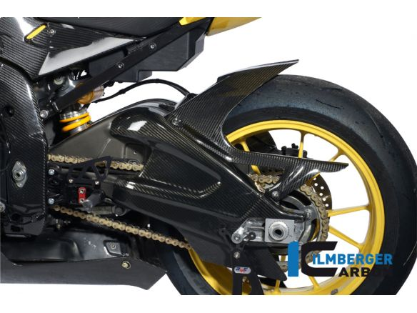 PARAFANGO POSTERIORE  CARBONIO ILMBERGER BMW S 1000 RR ABS 2017-2019 RACE