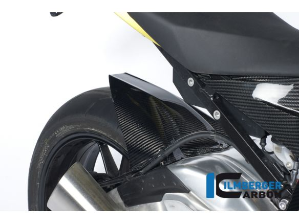 PARAFANGO POSTERIORE  CARBONIO ILMBERGER BMW S 1000 RR NO ABS 2010-2011 RACE