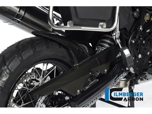 REAR HUGGER CARBON ILMBERGER BMW F 700 GS 2013-2018