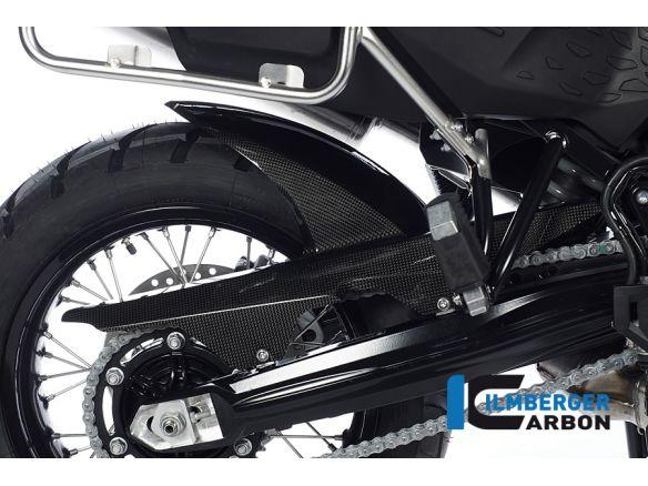 PARAFANGO POSTERIORE CARBONIO ILMBERGER BMW F 800 GS ADVENTURE 2013-2018