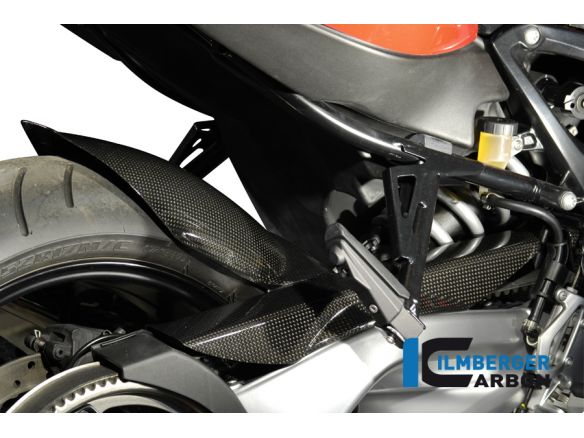 REAR HUGGER CARBON ILMBERGER BMW F 800 GT 2012-2018