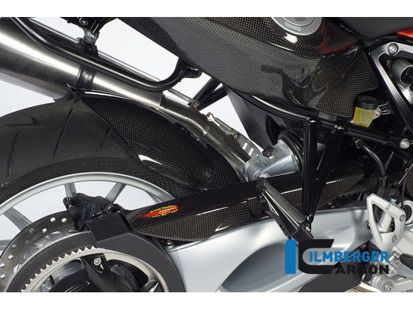 PARAFANGO POSTERIORE CARBONIO ILMBERGER BMW F 800 GT 2012-2018