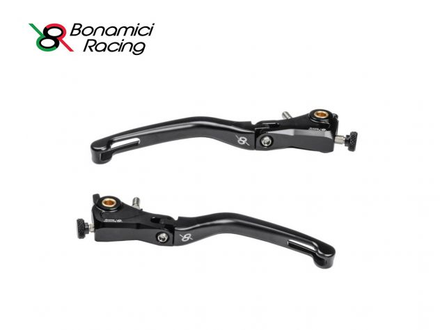 BRAKE + CLUTCH LEVERS KIT BONAMICI...