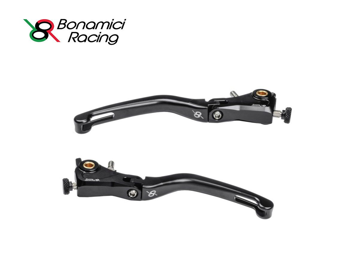 BRAKE + CLUTCH LEVERS KIT BONAMICI RACING DUCATI PANIGALE V4 / S / R 2018-2019