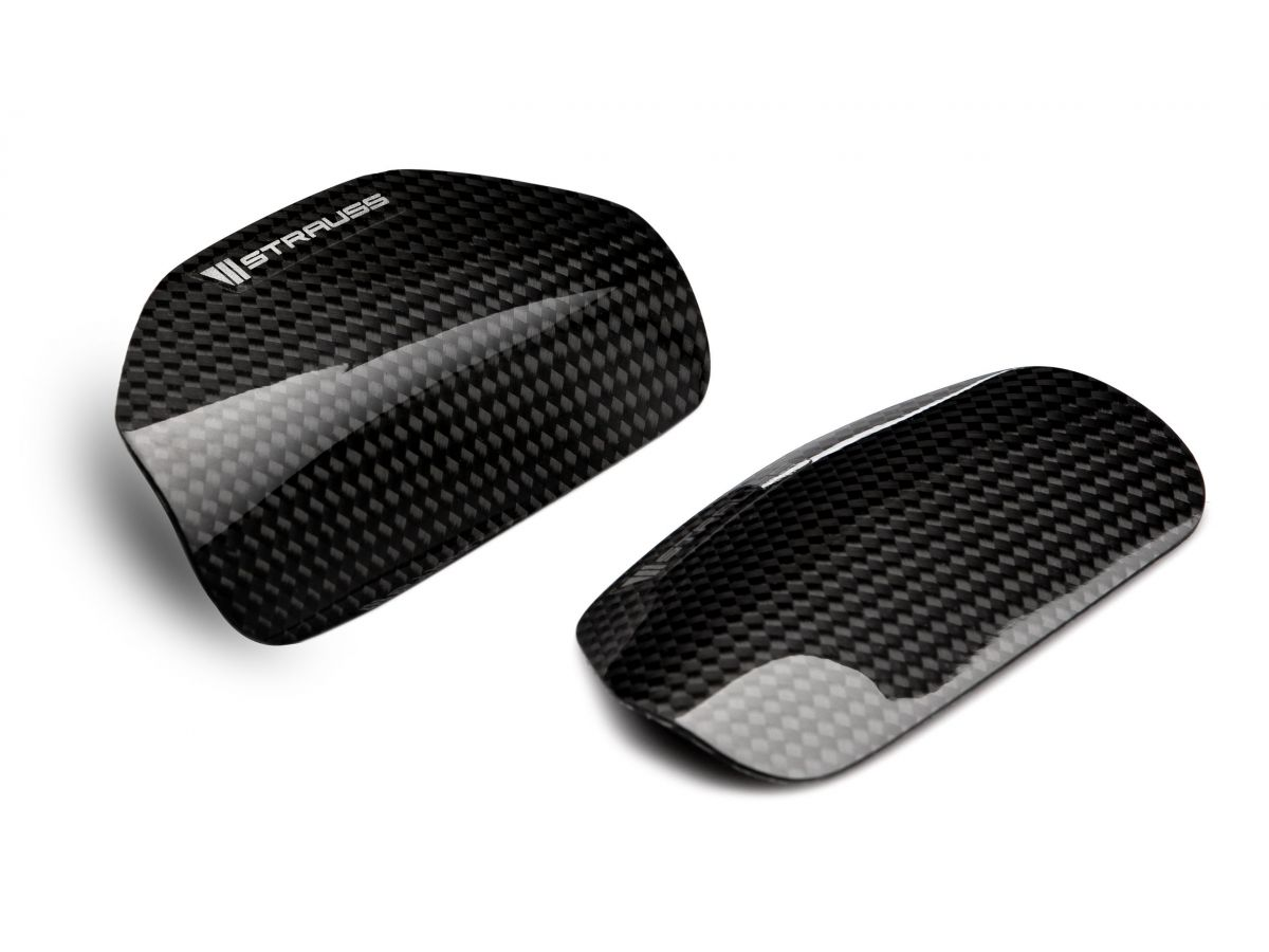 STRAUSS PAIR TAIL CARBON PROTECTIONS STRAUSS KAWASAKI ZX-10R 2011-2015