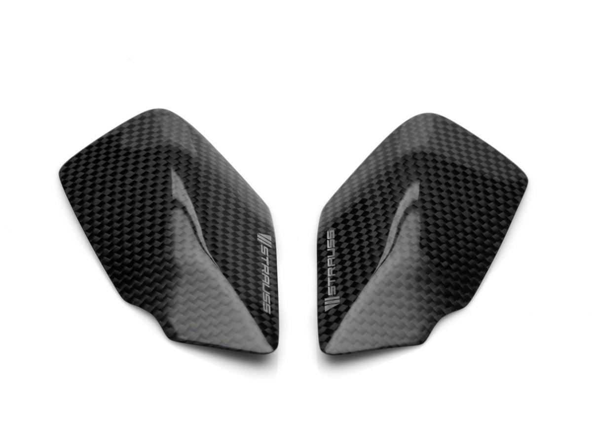 STRAUSS PAIR TAIL CARBON PROTECTIONS DUCATI MONSTER 797 2017-2018