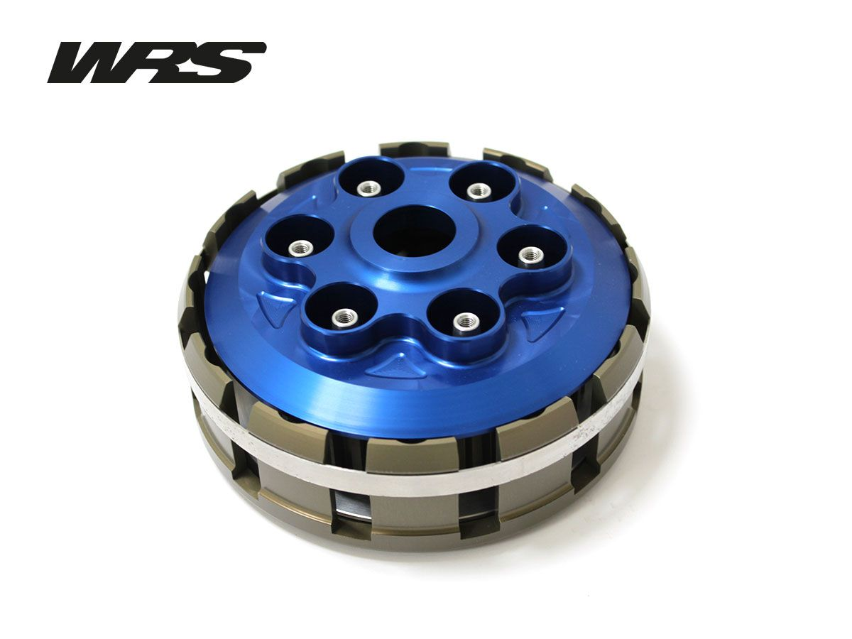 WRS COMPLETE DRY CLUTCH KIT CNC DUCATI MONSTER S4