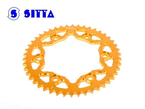 CORONA ALLUMINIO SITTA DERBI SENDA 50 R / X-RACE 2004-2005