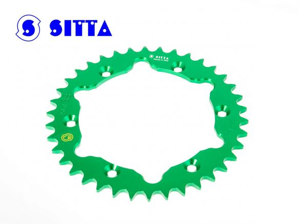 CORONA ALLUMINIO SITTA DERBI SENDA 50 SM DRD / SM DRD RACING 2006-2008