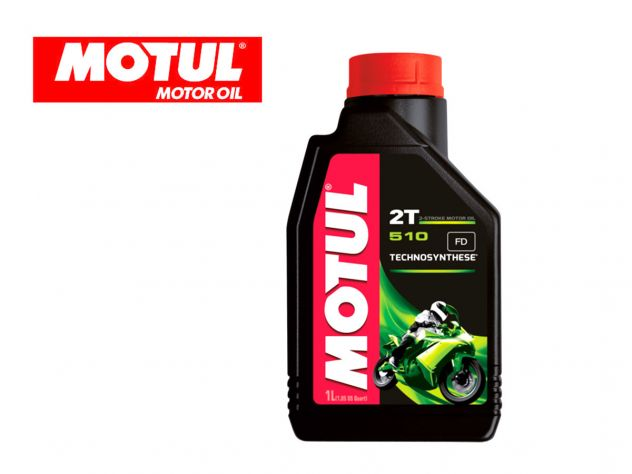 ENGINE OIL 2T MOTUL 510 1LT UNIVERSAL