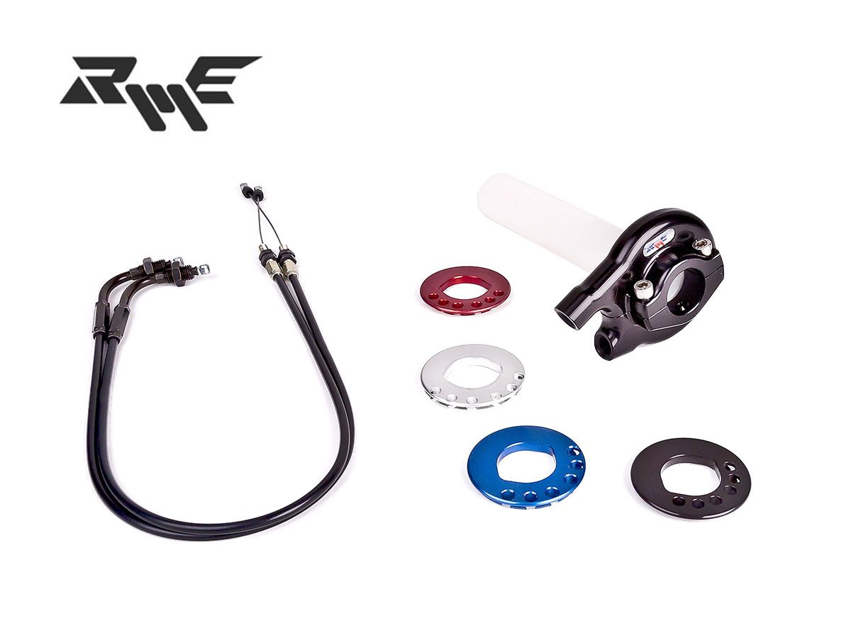 RAPID COMMAND GAS KIT STANDARD ROBBY MOTO 22MM BMW S 1000 RR 2010-2011