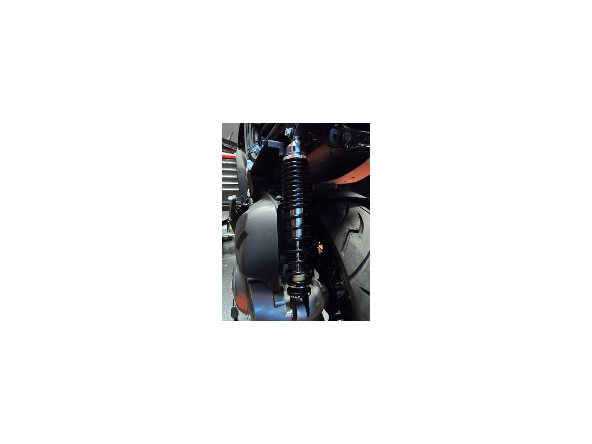 SC214WGE02 BITUBO PAIR OF REAR SHOCK ABSORBERS KYMCO PEOPLE 300 GTI ABS E4 2016-
