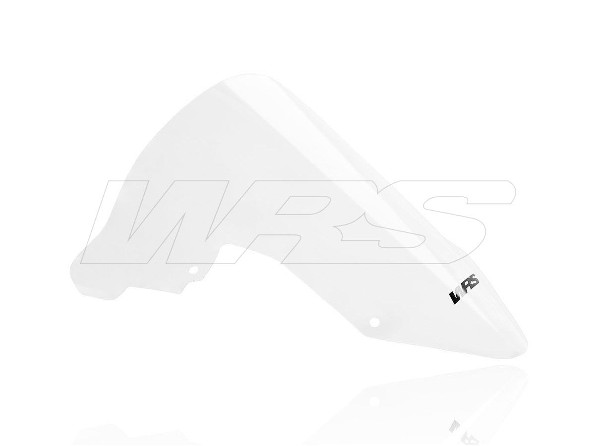 RACE HIGH WINDSCREEN WRS TRASPARENT +80MM BMW S 1000 RR 2019