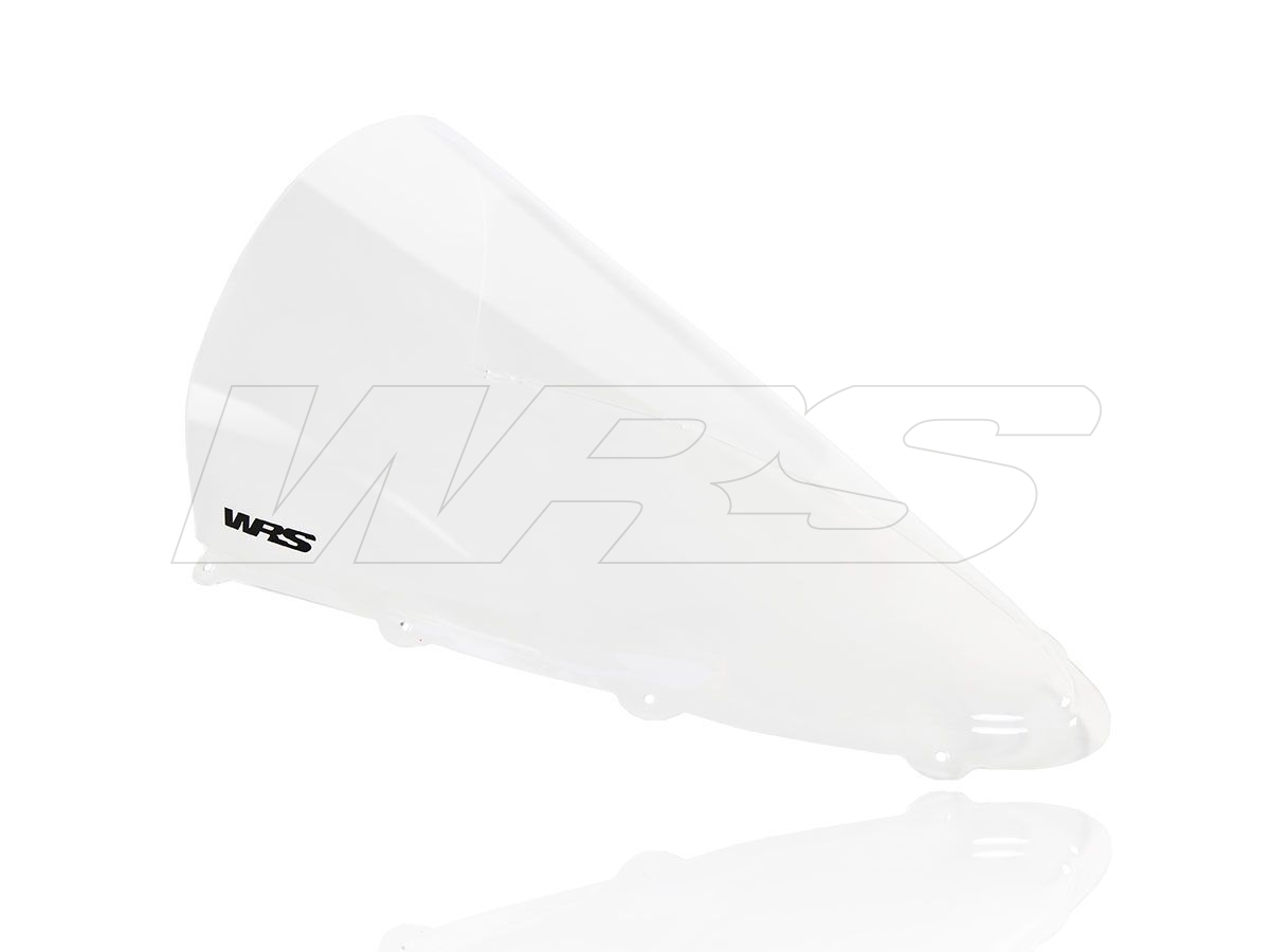 RACE HIGH WINDSCREEN WRS TRASPARENT +50MM DUCATI PANIGALE 959 2015-2019