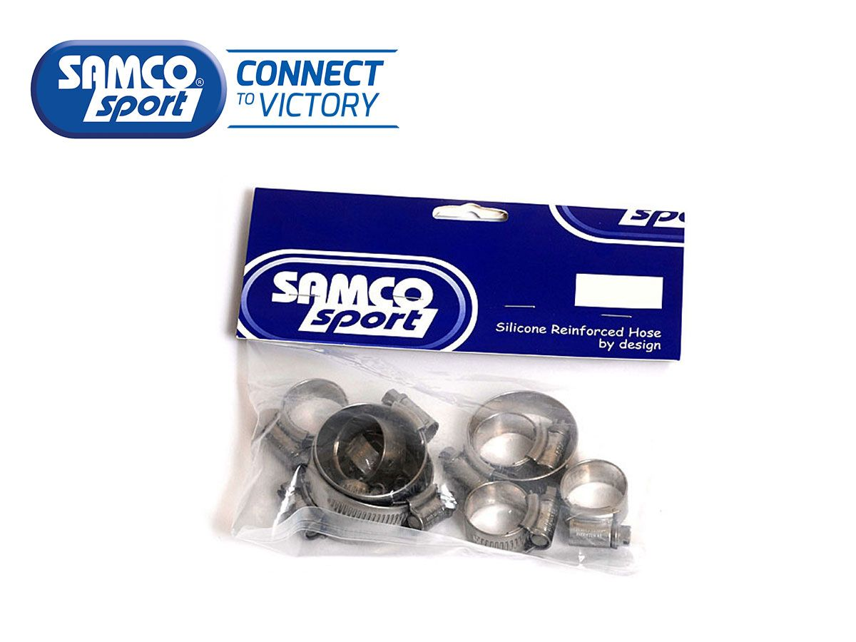 RADIATOR HOSE CLIP KIT SAMCO HONDA PC 800 PACIFIC COAST 1989-1998