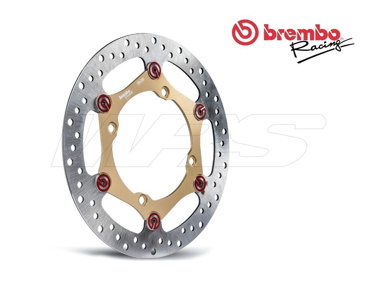 BREMBO OVERSIZE FRONT BRAKE DISC YAMAHA WRF 250 / 450