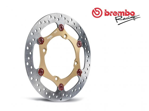BREMBO OVERSIZE FRONT BRAKE DISC KTM...