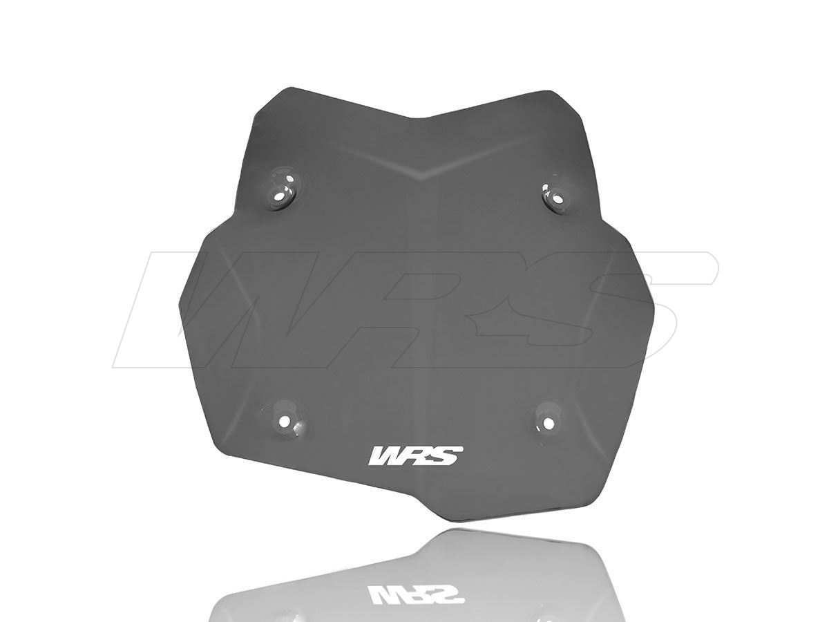 WRS STANDARD WINDSCREEN DARK SMOKED BMW F 850 GS 2018-2019