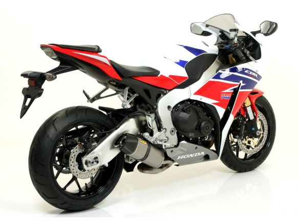 TERMINALE INDY RACE ARROW FULL CARBONIO HONDA CBR 1000 RR 2012-2013