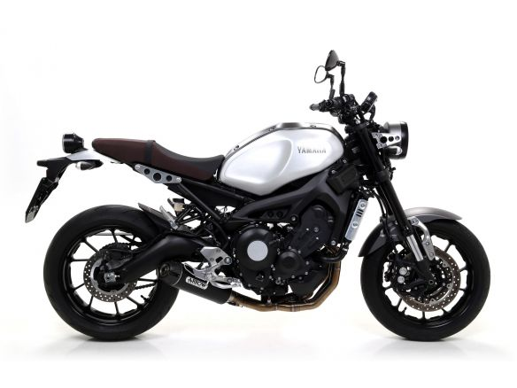 SILENCER JET RACE ARROW STEEL DARK YAMAHA XSR 900 2016-2018
