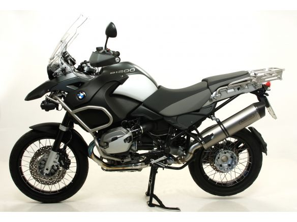 TERMINALE MAXI RACE TECH ARROW ALLUMINIO BMW R 1200 GS / ADVENTURE 2010-2012