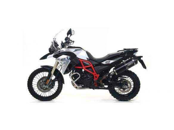 TERMINALE MAXI RACE TECH ARROW ALLUMINIO BMW F 800 GS / ADVENTURE 2017-2018