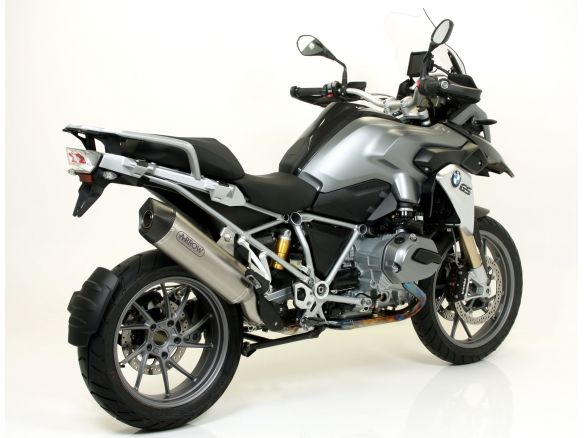 TERMINALE MAXI RACE TECH ARROW ALLUMINIO BMW R 1200 GS 2013-2015
