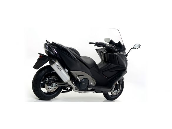 TERMINALE RACE TECH ARROW ALLUMINIO KYMCO AK 550 2017-2018