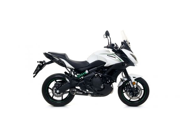 TERMINALE RACE TECH ARROW ALLUMINIO DARK CARBONIO KAWASAKI VERSYS 650 2017-2019