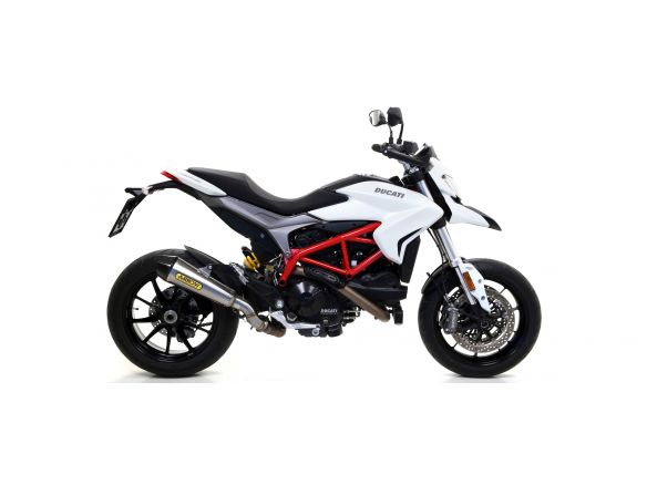 TERMINALE RACE TECH ARROW ALLUMINIO DARK DUCATI HYPERMOTARD 2016-2018